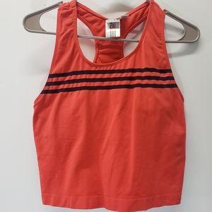 Adidas Orange Tank Size L